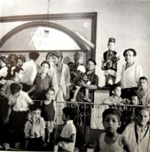 synagogue lors du Ketab
