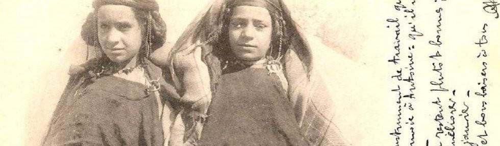 Juives-de-Ghardaia – carte-postale